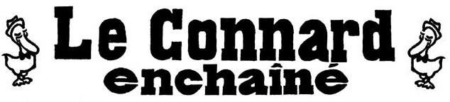Logo du Connard Enchaîné