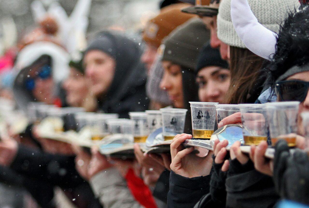 5 raisons pour lesquelles le ski shot devrait être aux Jeux Olympiques