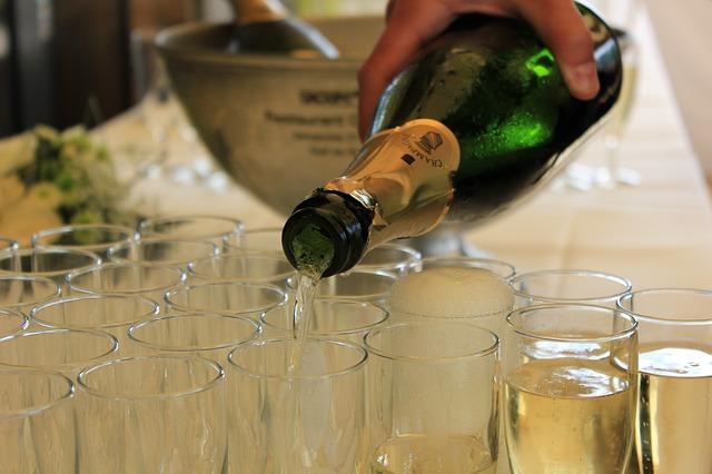 Le champagne est l'un des arguments utilisés par Monsanto pour convaincre les députés de ne pas interdire le glyphosate