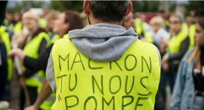 Les gilets jaunes manfiestent le 17 novembre, de partout en France