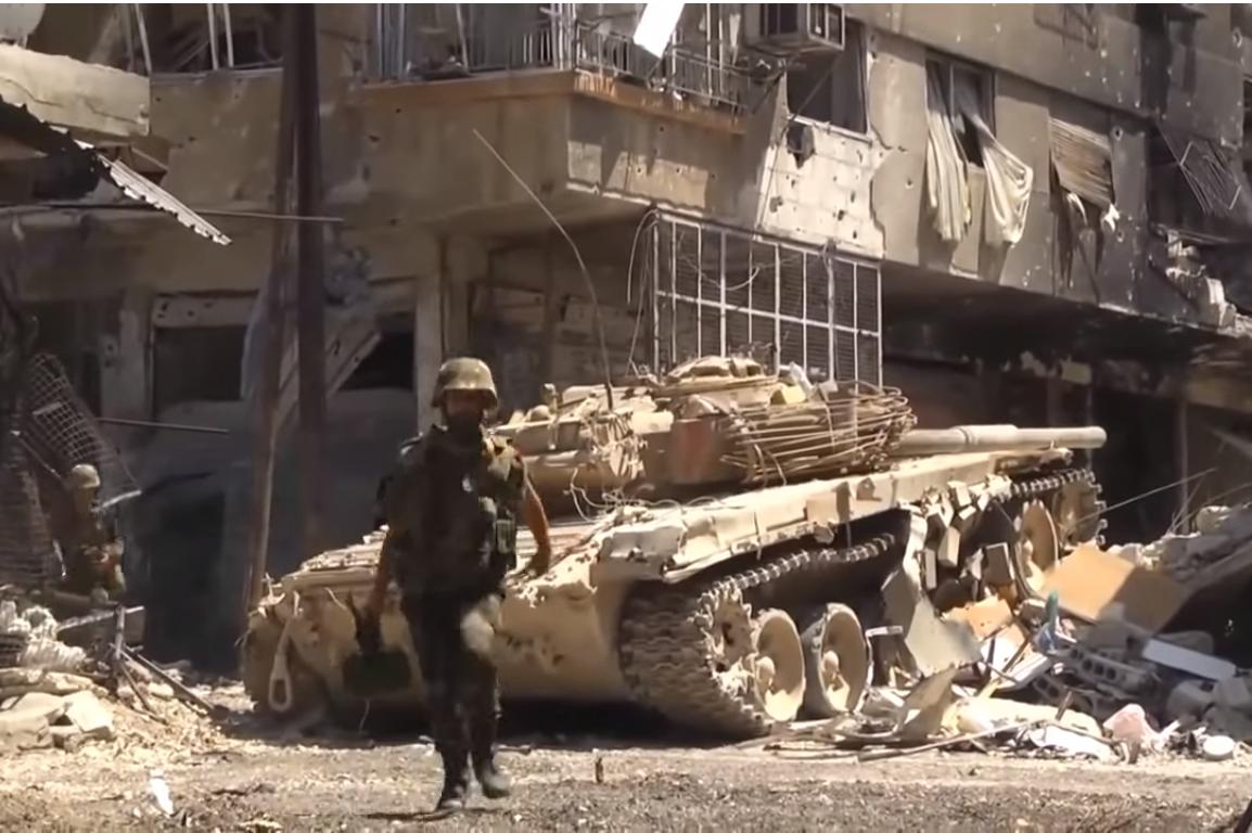 Après la lecture d'un livre, la guerre en Syrie serait apparue comme inutile aux yeux de Donald Trump