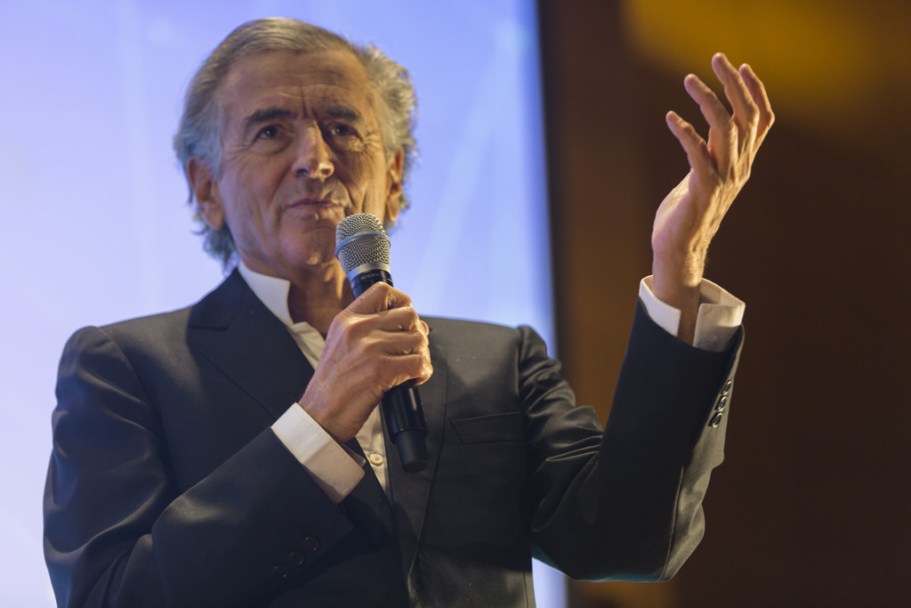 Photo de Bernard-Henri Levy