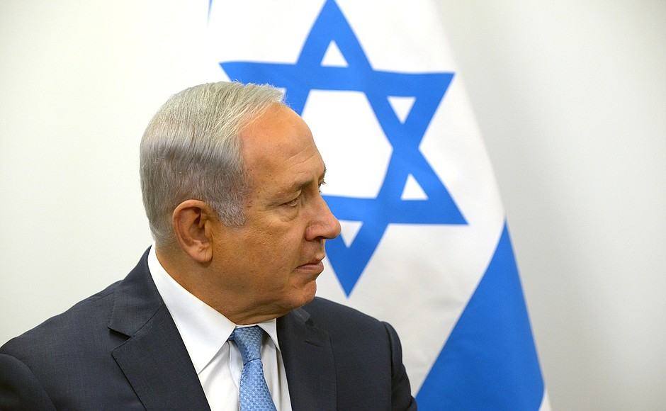 Benyamin Netanyahou, Premier Ministre israelien