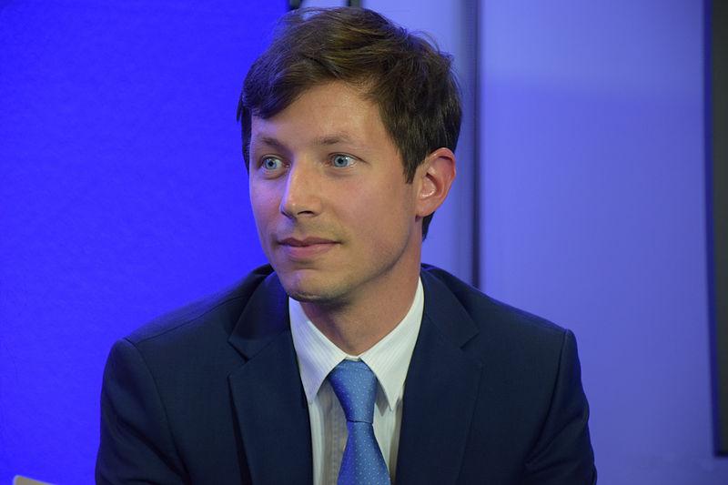 Francois-Xavier Bellamy : candidat LR aux Européennes