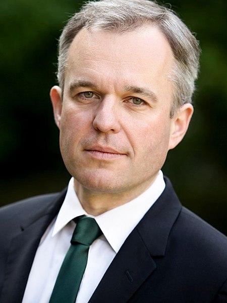Le Ministre de l'Ecologie du gouvernement d'Edouard Philippe : François de Rugy