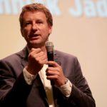 Yannick Jadot, tête de liste Europe-Écologie-Les-Verts aux Européennes