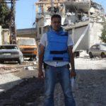 Sidney Cattillau, reporter de guerre et ancien otage en Syrie