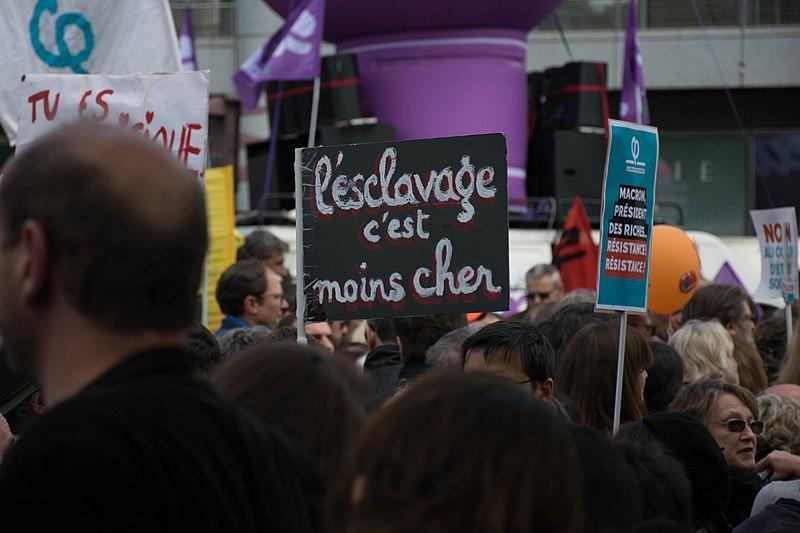 1er Mai : La Fête du Travail va-t-elle sauver le système des retraites?