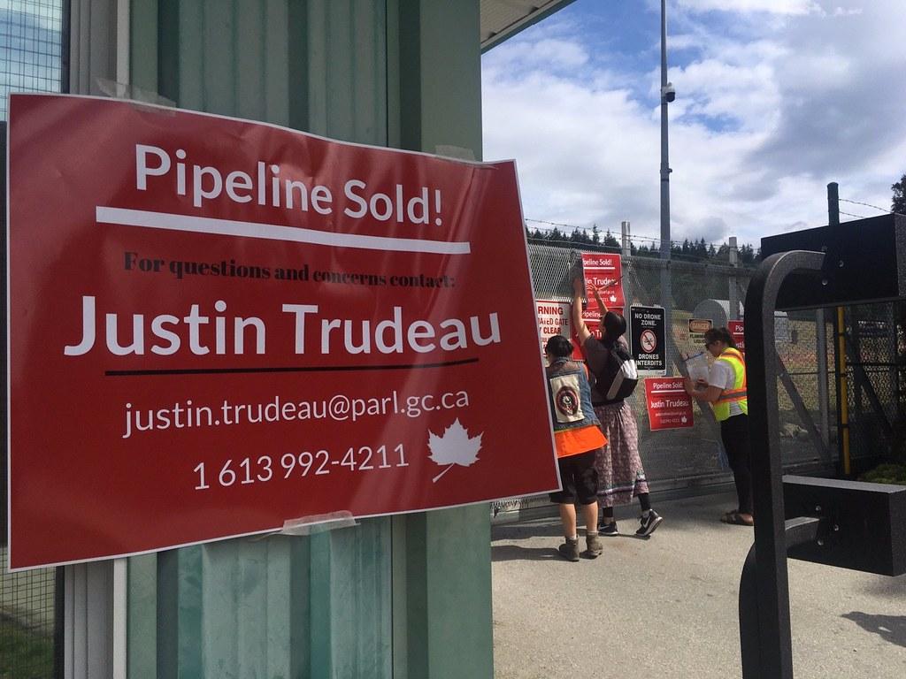 Canada : Les énergies fossiles et les gaz à effet de serre se félicitent de la réélection de Justin Trudeau