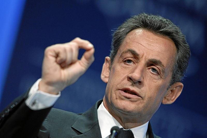 """Nicolas Sarkozy rappelle que lui aussi a gagné une guerre : """"La Libye et Kadhafi, c'est moi"""""""