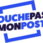 Logo de l'émission Touche Pas à Mon Poste (TPMP)