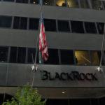 Siège social du groupe financier BlackRock à Manhattan