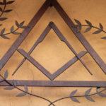 Logo du Grand Orient de France, loge maçonnique la plus célèbre