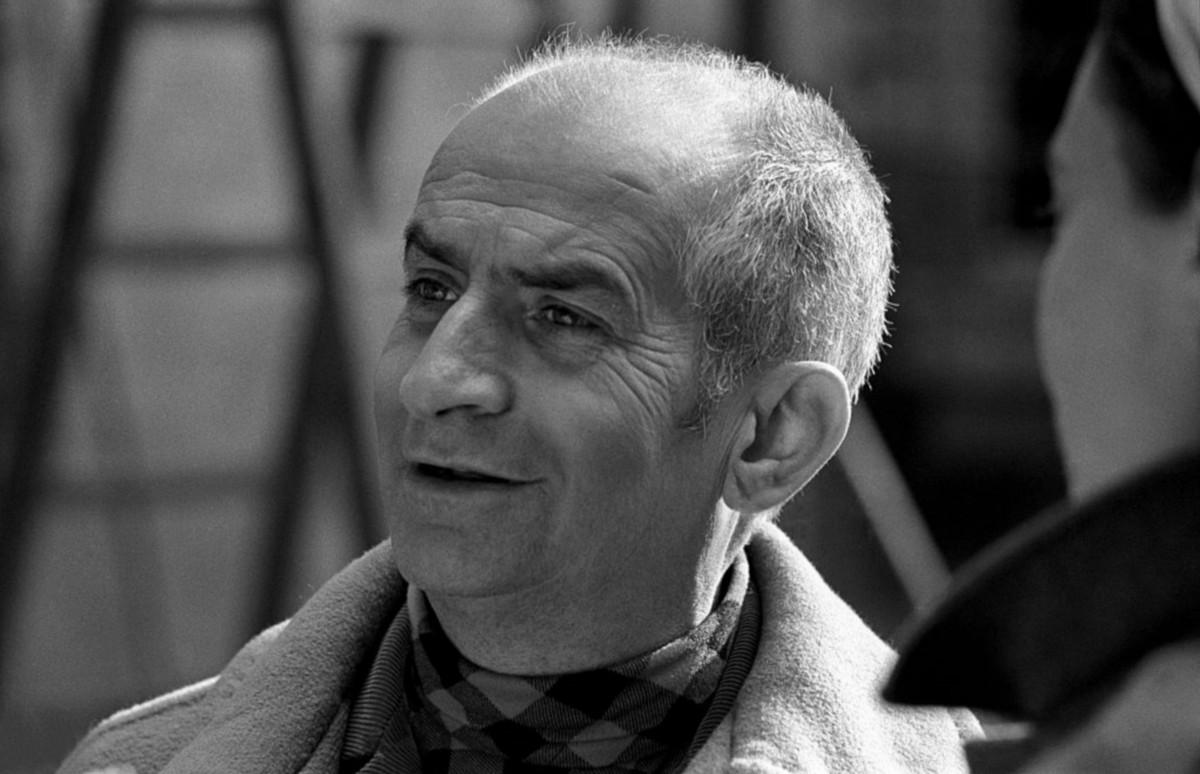 La filmographie de Louis de Funès ne permettrait pas une deuxième vague et un nouveau confinement