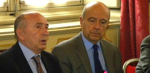 Municipales : Gérard Collomb et Alain Juppé dévoilent leur projet pour la retraite