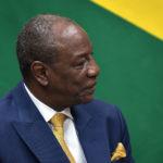 Alpha Condé : réélu Président de la Guinée pour une troisième fois