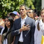 Juan Guaido, président autoproclamé du Venezuela