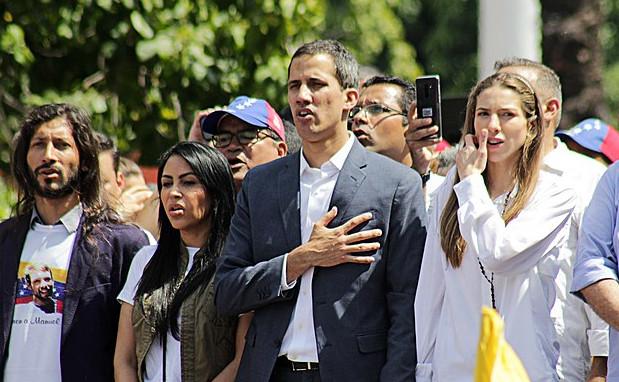 Venezuela : Les Picaros du Général Alcazar attendent toujours un virement de Juan Guaido