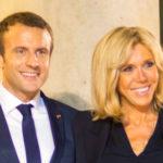 Emmanuel Macron au bras de la MILF la plus célèbre de France : sa femme, Brigitte