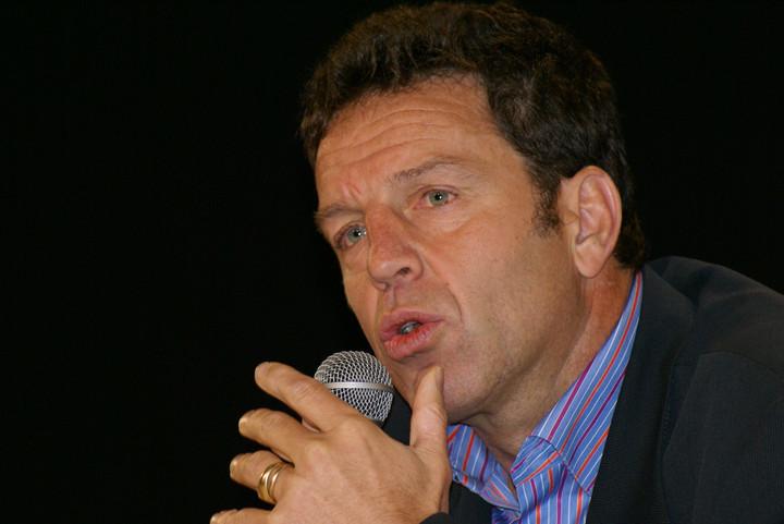 Portrait du patron du MEDEF, Geoffroy Roux de Bézieux