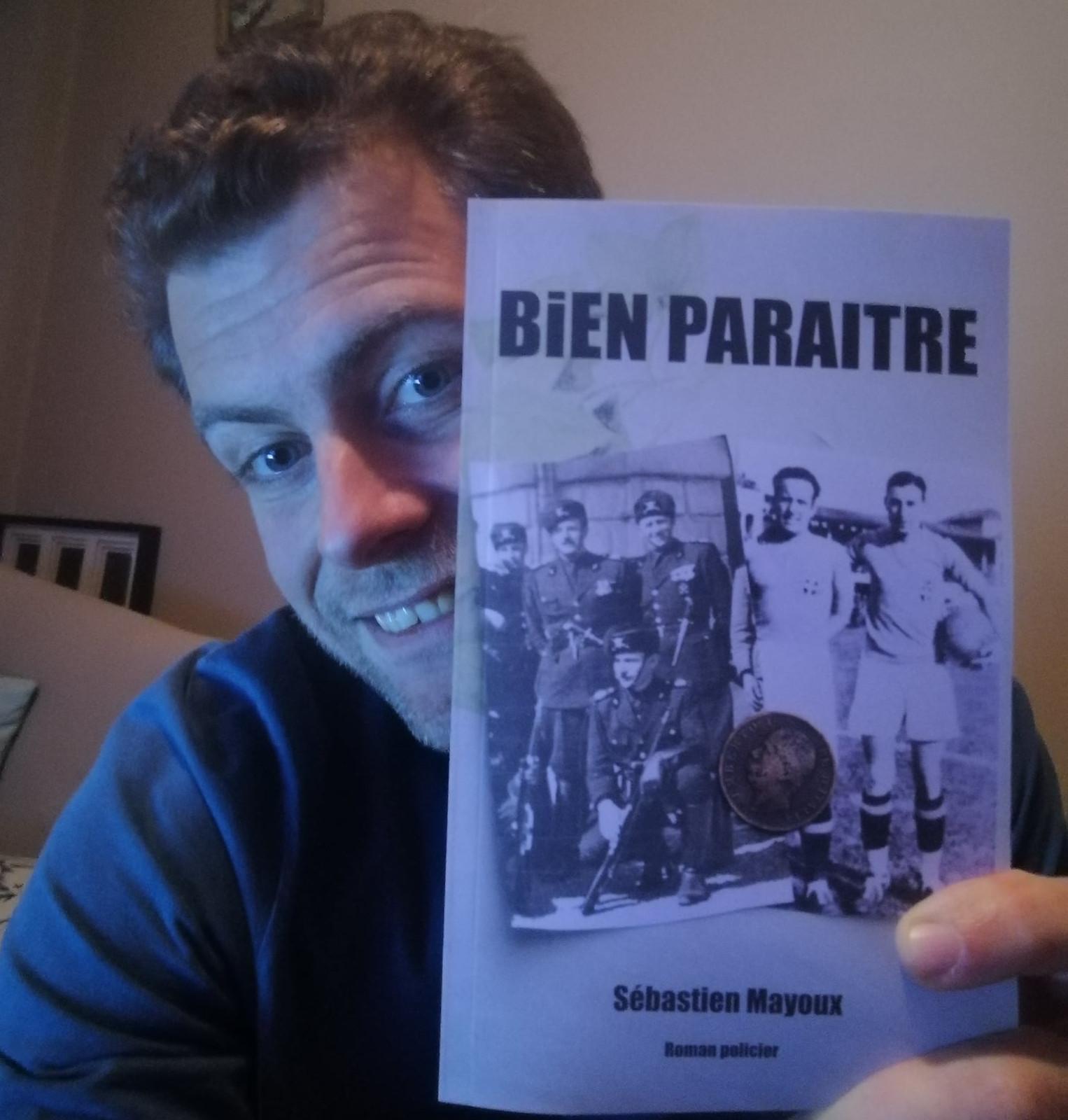 Photo ofSébastien Mayoux