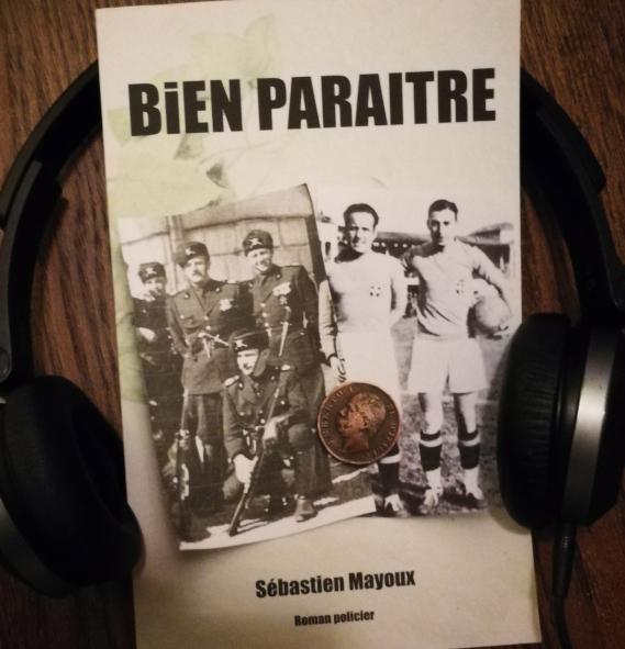 """Photo du roman """"Bien paraître"""", inspiré par la chanson éponyme des rappeurs Akhenaton et Sako"""